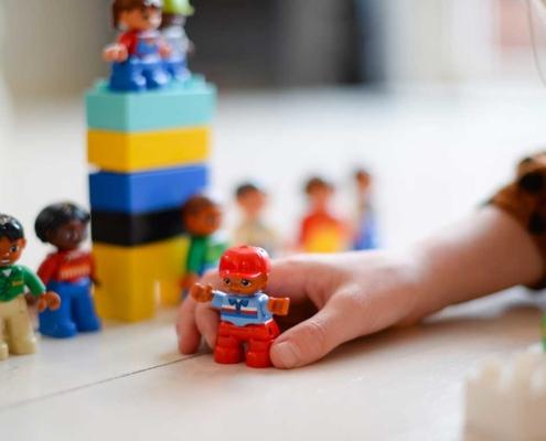 Hvordan holde huset rent med barn