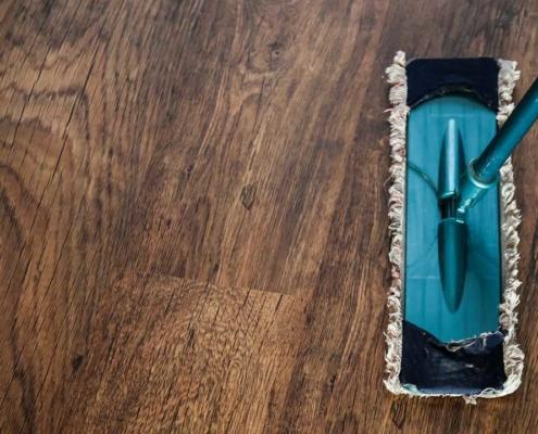 Vask som proffene! 3 metoder for gulvvask Storbyrenhold AS