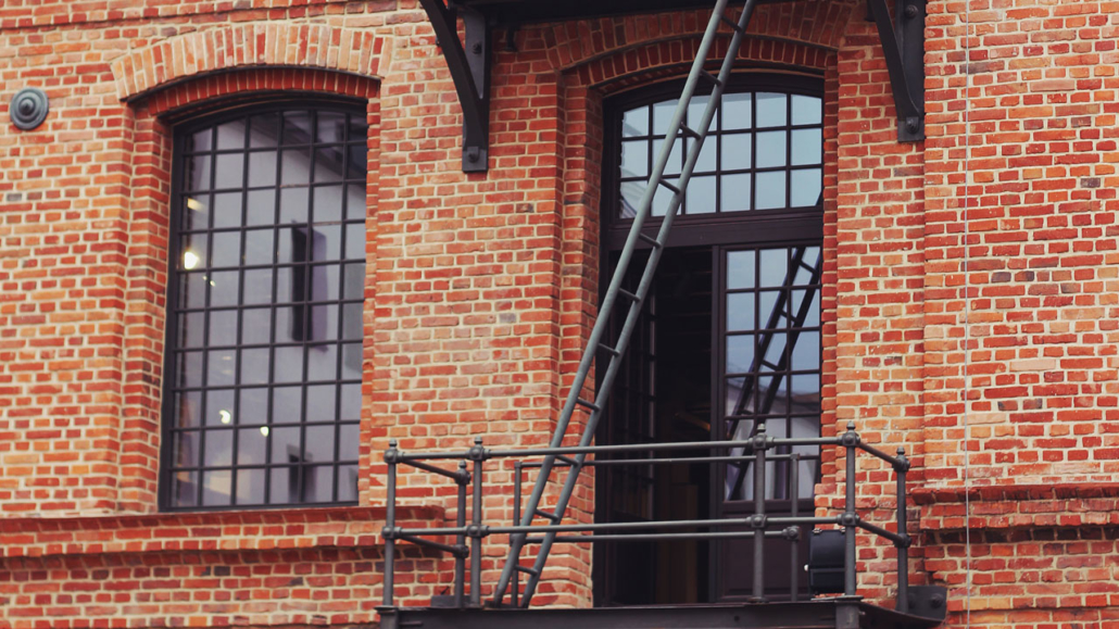 Fasade renhold av murstein i Oslo