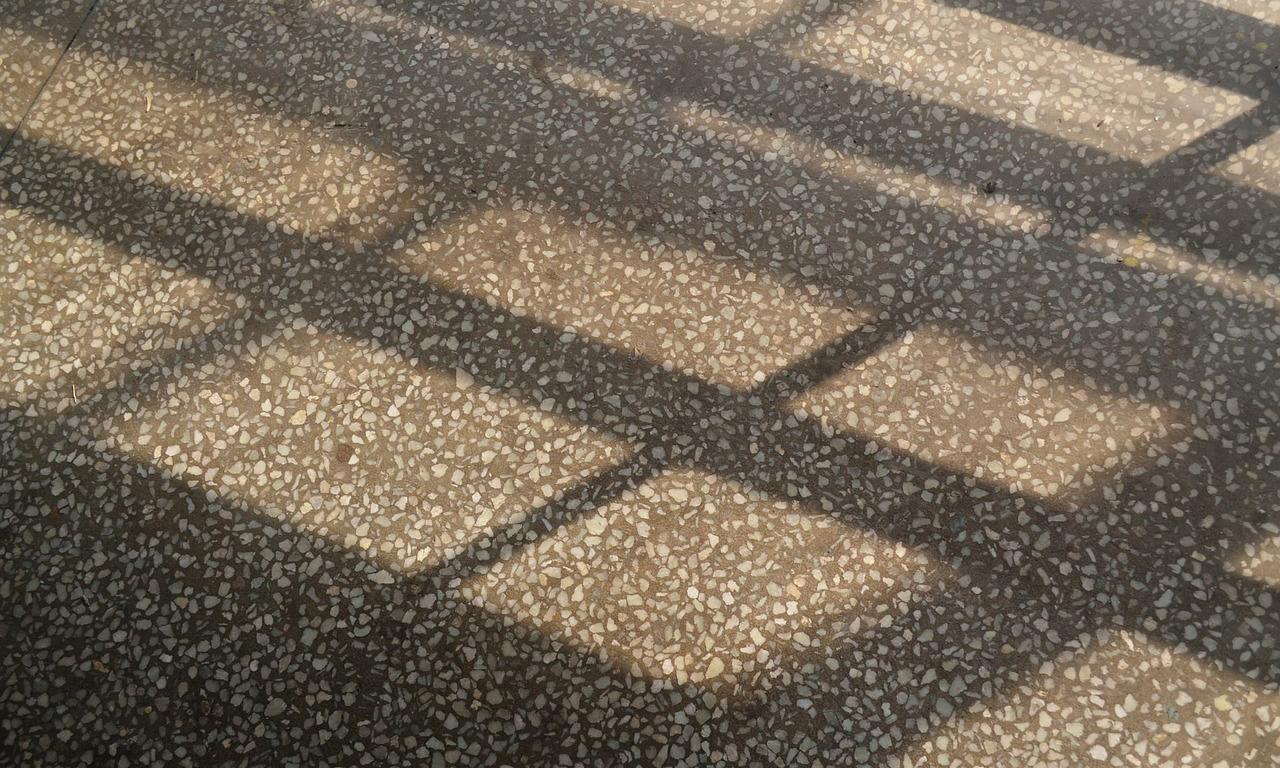 Rengjøring av terrazzo gulv ~ Storbyrenhold AS